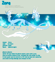-C- Ref Sheet Zora by Shadow-of-Destiny