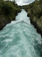 Huka Falls 1 by raindroppe