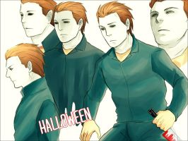HALLOWEEN- MYERS by zamzaam