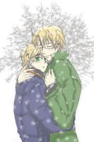 USUK Winter Sonata by HoneyHana