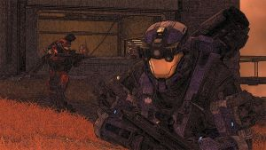 Recon Team by Armageist