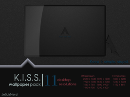 KISS Wallpaper Pack by JeSuisNerd