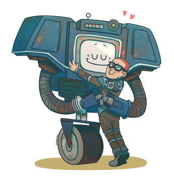 FNV: I Love You Too! by SugarKills