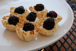 Blackberry shells by jamesbuffett