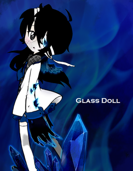 Glass Doll by pastelXpalette