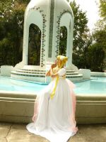 Princess Serenity... waiting for you, Endymion by Chika-Sakura