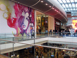 Westfield Stratford City by SalmasPhotos