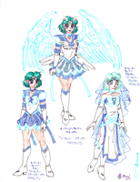 Sailormercury (3): Star, Eternal, Astral by AmethystSadachbia