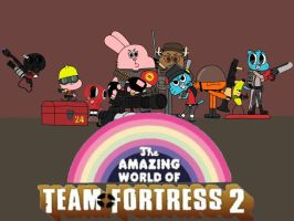 The Amazing World of Team Fortress 2 by Toaster-nator