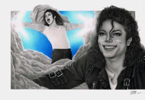 Michael Jackson - Instrument of Nature by LittleRamona