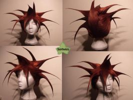 Wig Commission - Chrono by kyos-girl