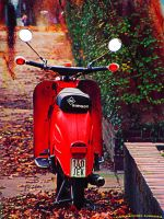 scooter by rockmylife