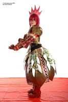 Monster hunter Radian heart 4 by Shoko-Cosplay
