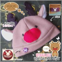 Rudolph Hat - Christmas Hat by shiricki