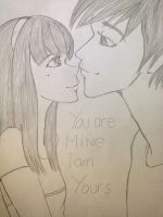 i am yours by iloveanimesuper