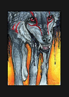 ATC .: Bleeding Soul :. by WhiteSpiritWolf
