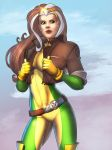 Rogue - Colored by JamieFayX