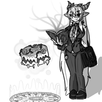 Cake Summoning by Kenj