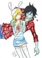 Adventure Time: Fionna Marshall Lee by AnimeJanice