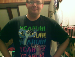 My Regular Show T-Shirt by FootballLover