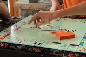 Monopoly: A game of numbers by Breath0fAir