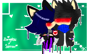 Best Ship 4ever (Remade Gift:ToxicSoul) by SenketsuZ