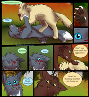 The Recruit- Pg 108 by ArualMeow