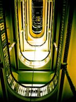 stairway to the top by Paganpoetry17