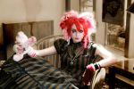 Emilie Autumn in RockLove by AelisLaurel
