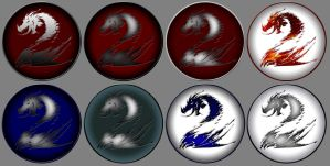 Guild Wars 2 Icon Pack by Bhaal5001