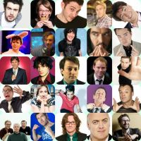 For the love of comedians by Torimander