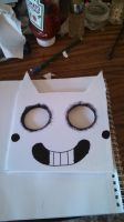 OFF- Zacharie Mask by ANegativeTwist