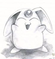 Mokona by 99scribbles