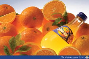 Orangina Product Shot by chewitout