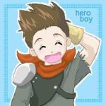 Hero Boy by thefruitpatch