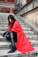 Vincent Valentine by StellaIanua