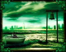 Journey from the Emerald City by PenelopeT
