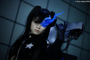 Black Rock Shooter by farizasuka