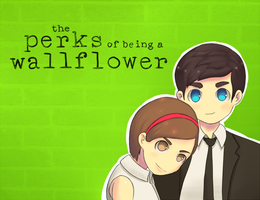Perks of being a Wallflower by CJsux