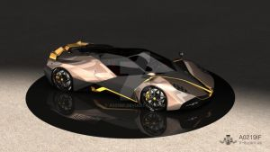 Pagani Furia Concept by a0219if