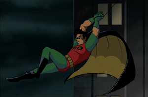 Robin The Boy Wonder by DJCoulz