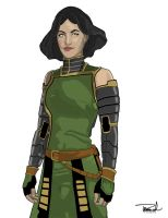 Lin Beifong-What's Next... by tsbranch