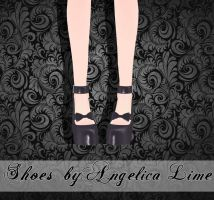 Shoes 3 by Angelica-Lime