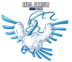 Fakemon: EX073 by MTC-Studio