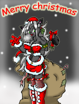 merry christmas by Lordstevie