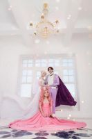 SM: Royal Family by DashaOcean