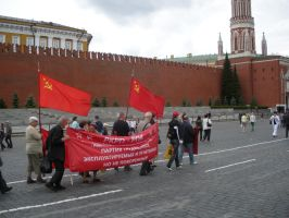 March of the Loyal Communists by rlkitterman
