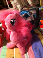 PINKIE PIE PLUSHIE by maybecatie