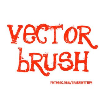 Vector Brush by playmysong