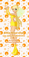 Com:Ella-WinX Magic Attack by KaoriMirai